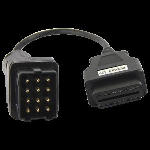 Delphi 12 Pin Renault OBD Diagnostic Test Cable SV10826
