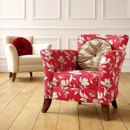 Horizon - Red, Reupholstery