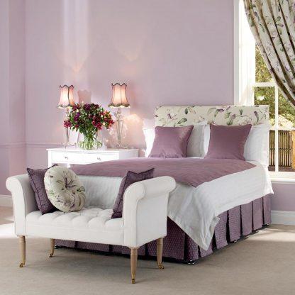Scala - Mauve, Bedspread
