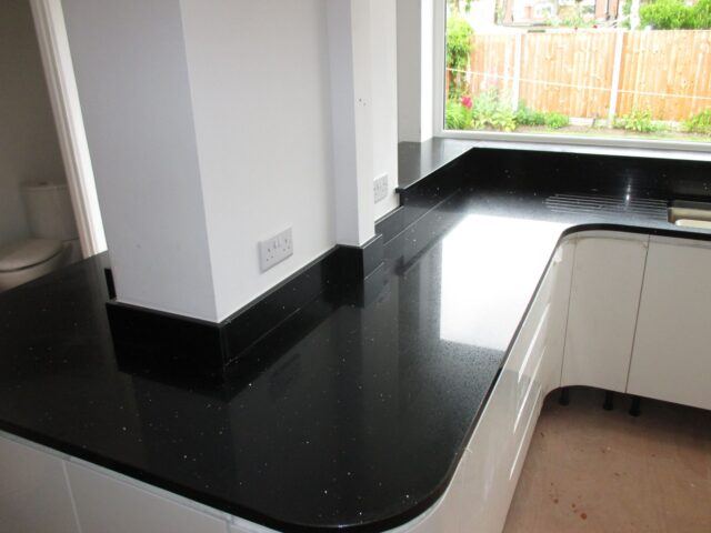 Bring Luxury to Your North West Home with Black Granite Worktops