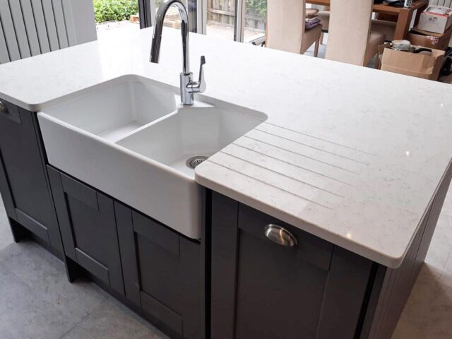 Brighten Up Your North West Home with White Granite Worktops