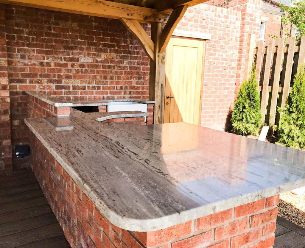 Match Any Décor with Grey Granite Worktops in the North West