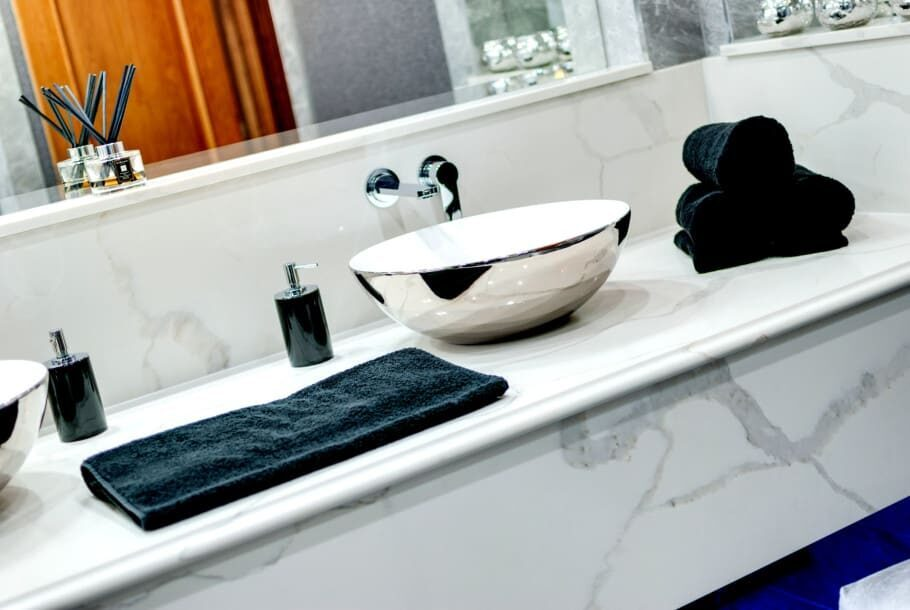 Bathroom Basin Design by Prestige Marble & Granite