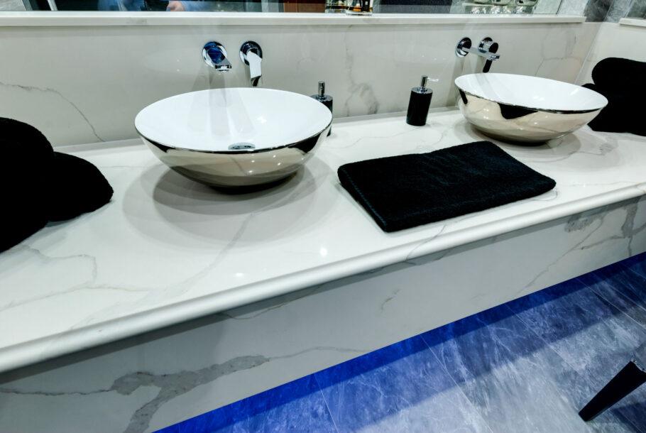 Modern Granite Bathroom Sink
