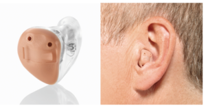 ITC – In the Ear hearing aids