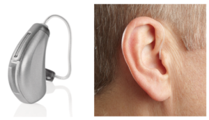 RIC - Receiver in Canal hearing aid