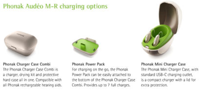 Phonak Marvel Audeo Rechargeable Charger