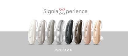 Signia Xperience Motion Pure Colours