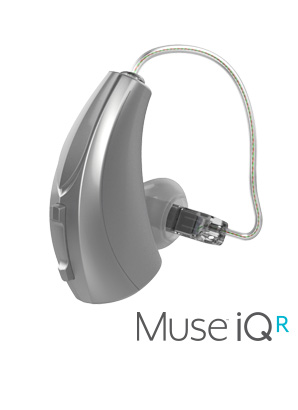Starkey Muse RIC Rechargeable