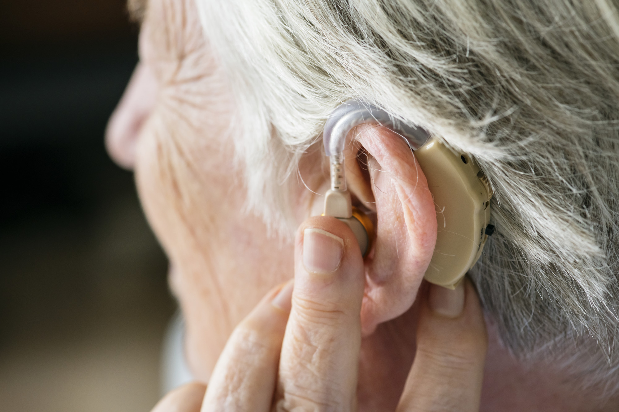 conditions that cause hearing loss