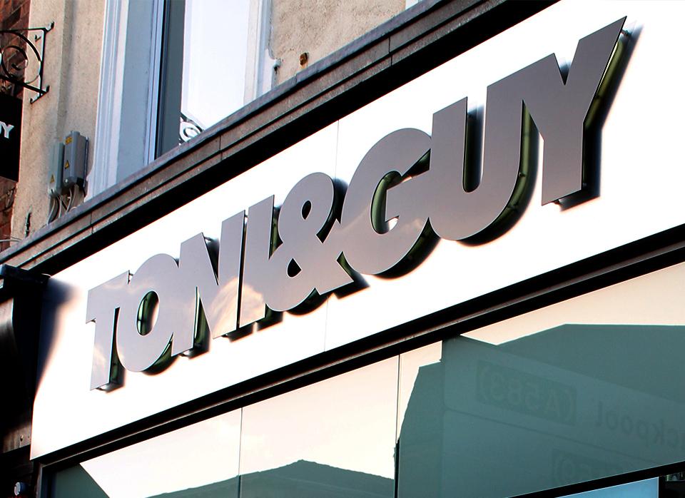 Shop Front Signage Services