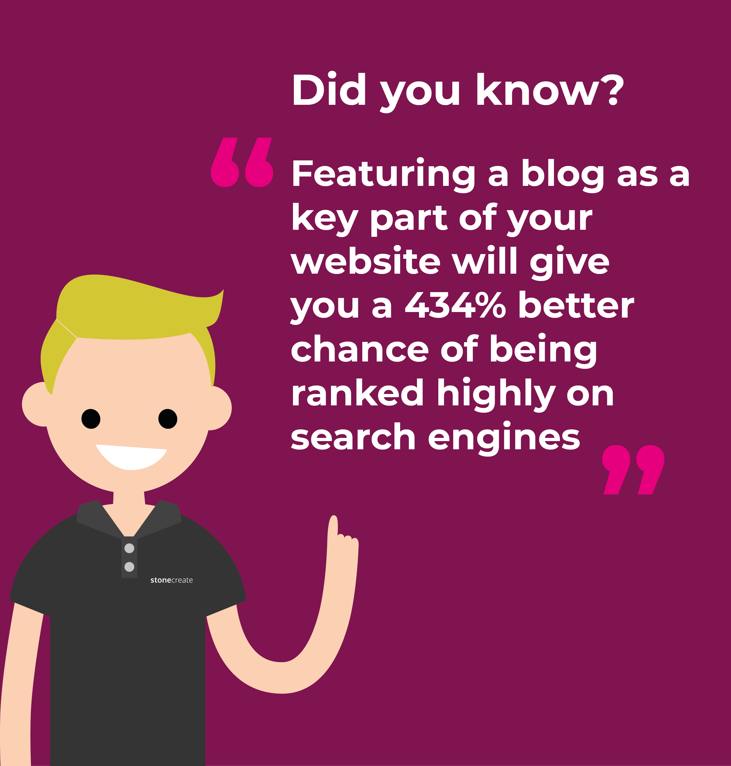 blogging for seo