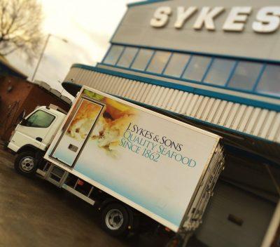 Sykes Vans