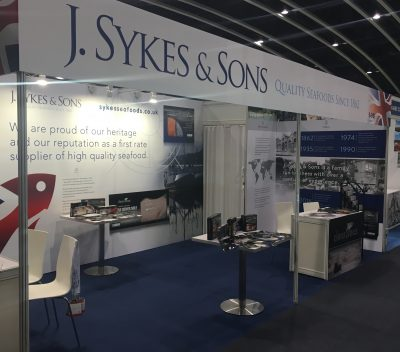 Exhibition Stand Sykes