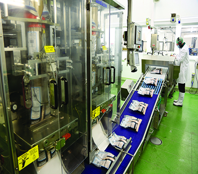 Sykes Manufacturing Packaging