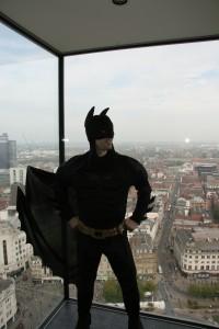 Batman, The Dark Knight, Christian Bale, Ross Keeping, Customer Service Week
