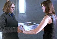 Krispy Kremes, customer service, client, ukfast, hello,