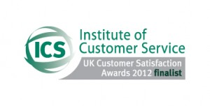 UK Customer Statisfaction Awards 2012