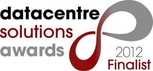 DCS award finalist 2012