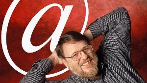 first email sender Ray Tomlinson