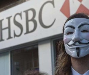 HSBC hit by DDoS attack