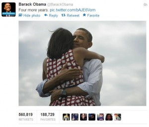 Election2012 smashes Twitter records