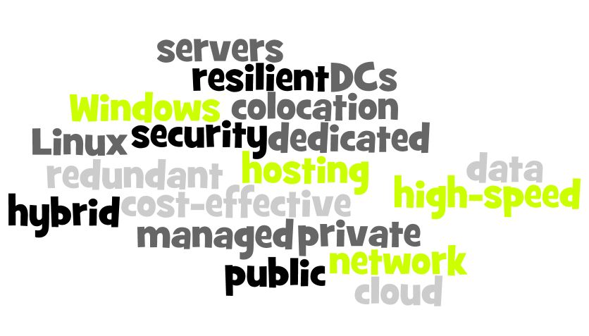 dedicated cloud hosting colocation UKFast