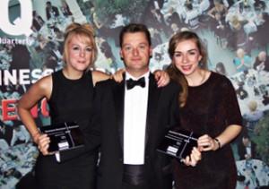 Lawrence Jones UKFast awards