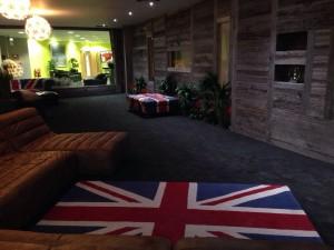 UKFast lounge area