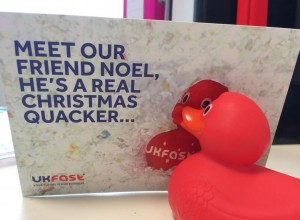 #UKFastNoel UKFast marketing and social media promotion