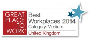 UKFast Great Workplace