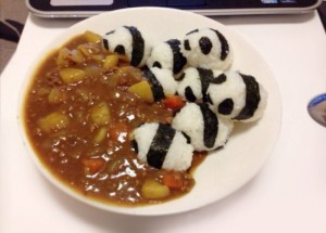 pandas in a curry boredpanda
