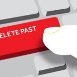 Delete past