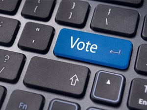 e-voting general election