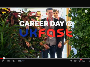 UKFast Career Day