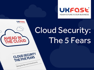 Cloud security fears