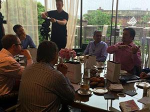 Magento round table