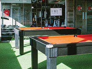 UKFast pool tables