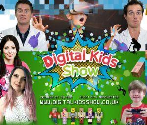 Digital Kids Show UKFast