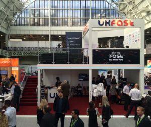 UKFast eCommerce Expo 2016 stand