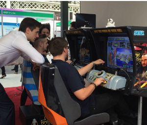 UKFast eCommerce Expo 2016 game