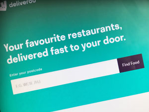 Deliveroo cyber security hack