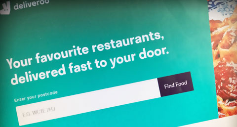 Deliveroo Cyber security attack