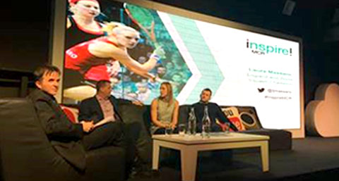 Inspire MCR event sport and business