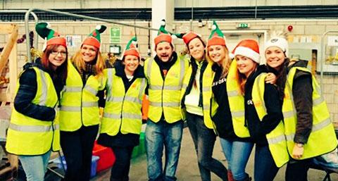 Mission Christmas UKFast