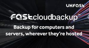 UKFast FASTcloudbackup
