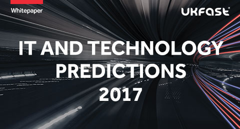 UKFast webinar 2017 tech predictions