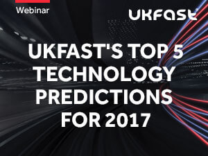 UKFast webinar IT predictions