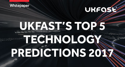 Tech predictions webinar UKFast on demand