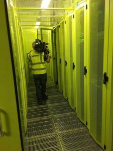 UKFast data centres on the BBC